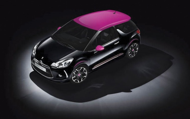 DS3 Dark Rose 2014